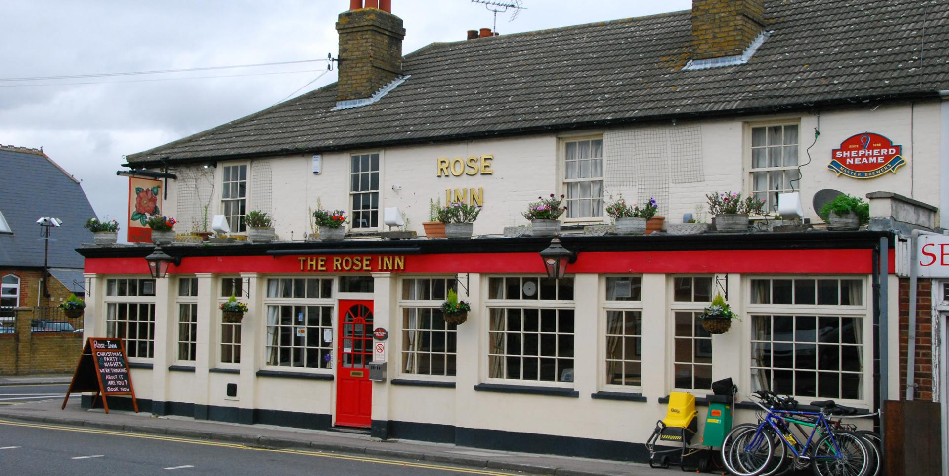 The Rose Inn Rainham